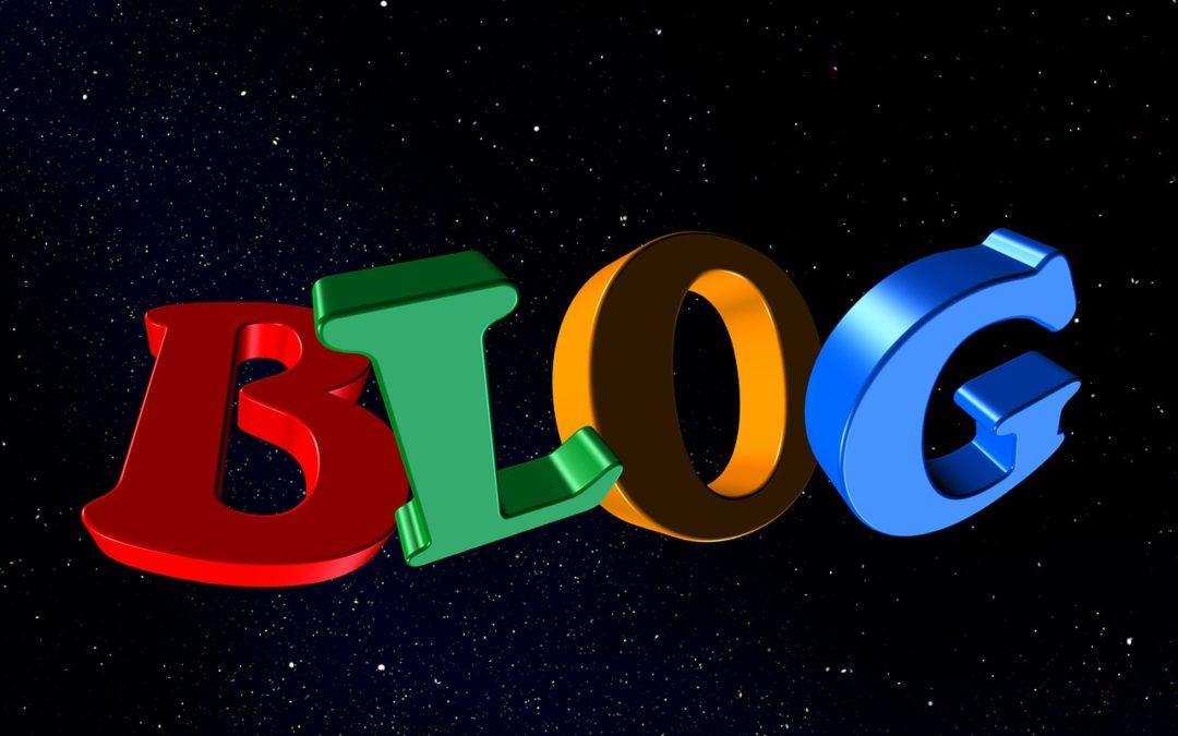 Que deviennent mes blogs ?