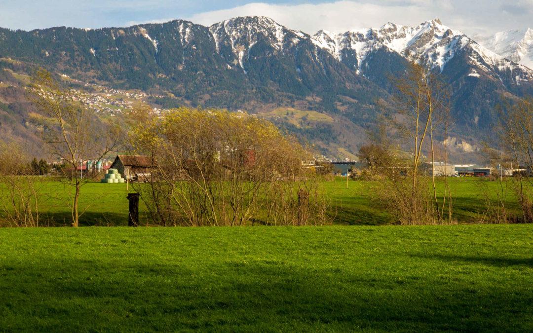 Le retour de l'eau ?! et en route vers Appenzell