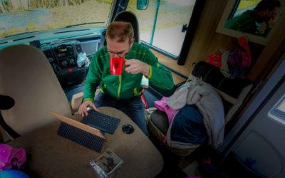 Notre vie en camping car
