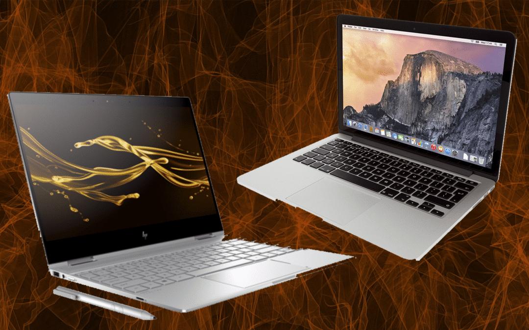J'achète un PC (4) : travailler sur Mac et PC